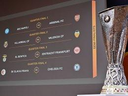 Europa League, Viertelfinale