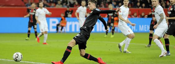 Leverkusens Kai Havertz