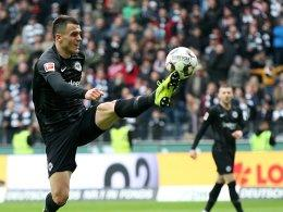 Verpasst den Start in die EM-Quali: Filip Kostic.