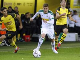 Gladbachs Thorgan Hazard