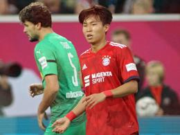 Vom Club begehrt: Bayern Münchens Youngster Woo-Yeong Jeong.