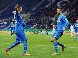 Salihovic, Ibisevic