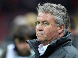 Nicht Fabio Capello: Guus Hiddink.