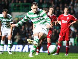 Anthony Stokes, Celtic Glasgow