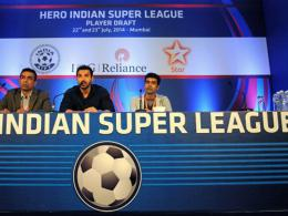 "Ambitioniertes Projekt: Die ""Indian Super League"" soll den Fußball in Indien etablieren."