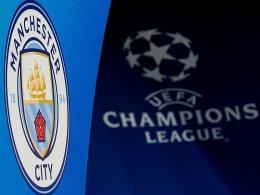 Manchester City in der Champions League