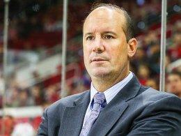 Der neue Trainer der Washington Capitals: Todd Reirden.