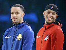 Stephen und Seth Curry
