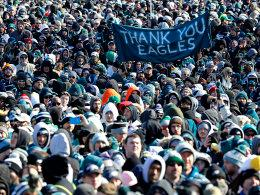 """Thank you Eagles"""