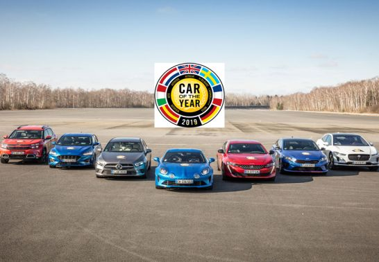 Car of the Year 2019 Finalisten