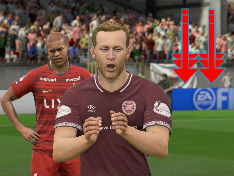 FIFA 19 Downgrades