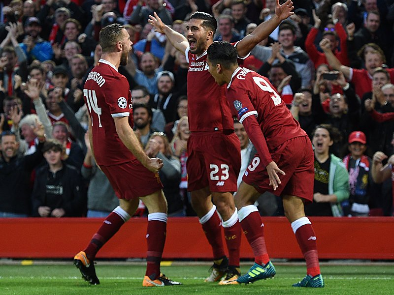 Henderson, Can, Firmino