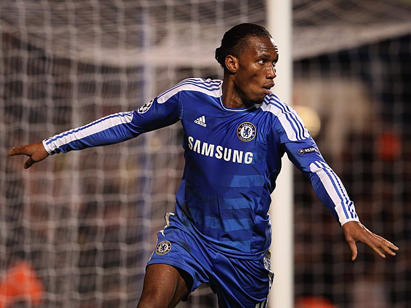 Didier Drogba (FC Chelsea)
