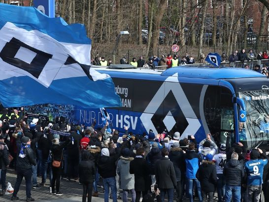 Hamburger SV - Hertha BSC 1:2