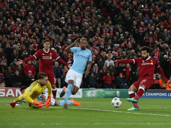 FC Liverpool - Manchester City 3:0